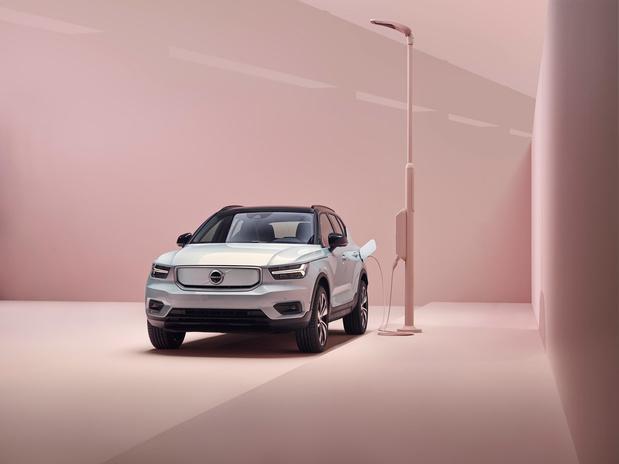 Volvo maakt prijs elektrische XC40 bekend