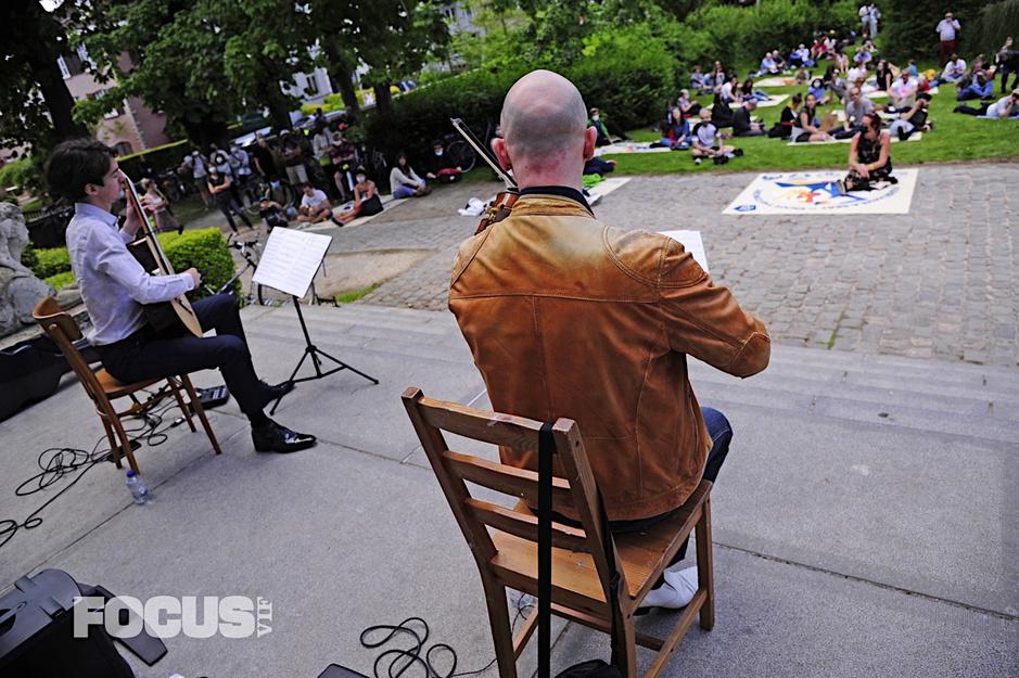 Les photos d'un Brussels Jazz Weekend un peu spécial