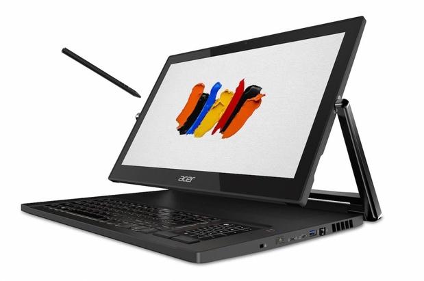 Acer introduit la sous-marque ConceptD pour les professionnels créatifs exigeants