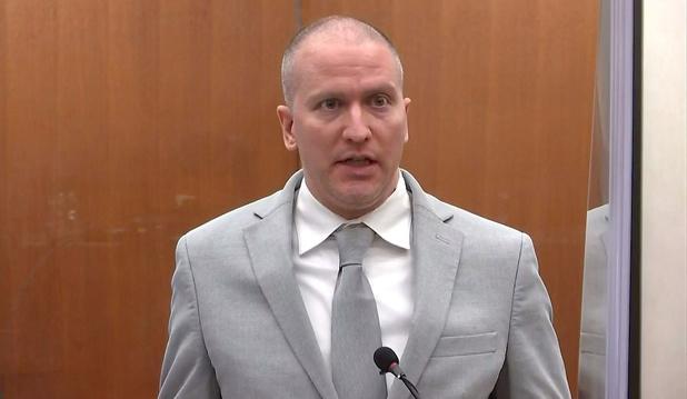 Ex-politieagent Derek Chauvin gaat in beroep tegen veroordeling