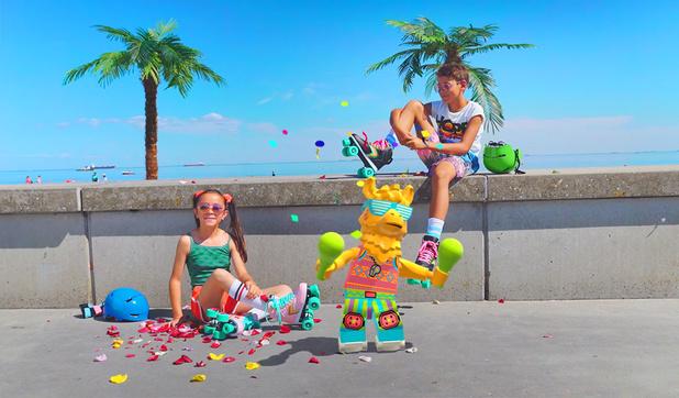 Lego va lancer un clone de TikTok à réalité augmentée