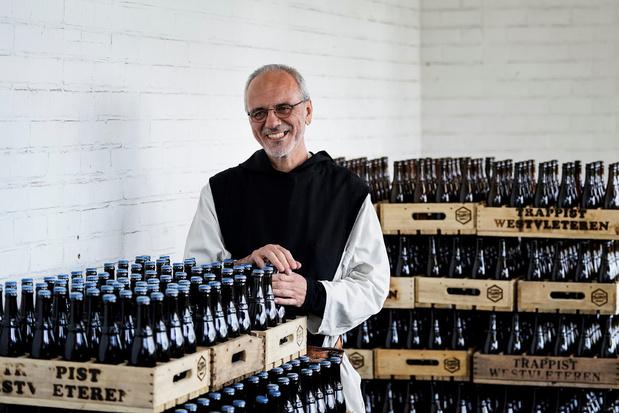 En images: À Westvleteren, les moines rouvrent leurs portes pour vendre l'une des meilleures bières du monde