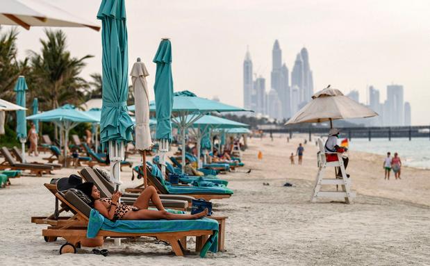 Dubaï séduit les touristes fuyant le confinement