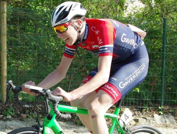 """Andreas (16) fietst West-Vlaanderen rond: """"Meer dan 160 km had ik nog nooit gedaan"""""""