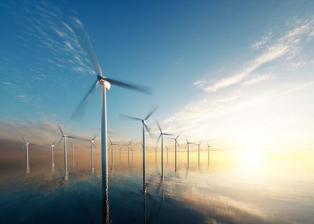 La construction du parc éolien offshore Northwester 2 a débuté en mer du Nord