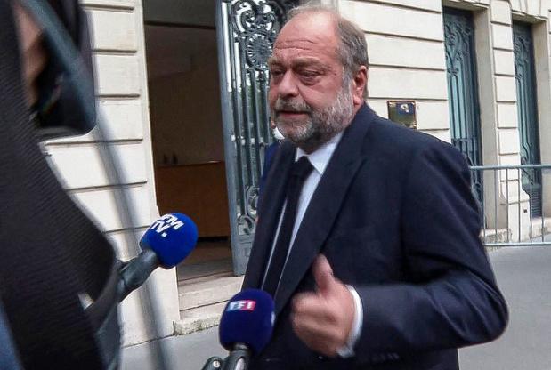 Franse minister van Justitie in verdenking gesteld