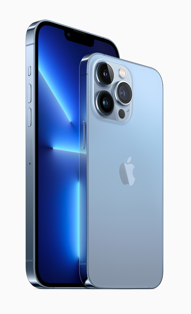 Que vaut le nouvel iPhone 13 Pro et qui sont ses rivaux ?