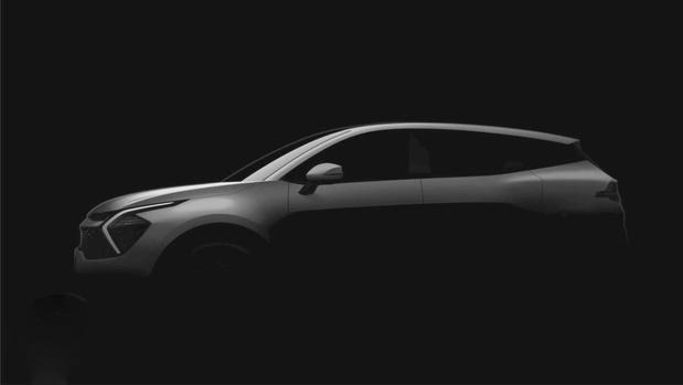 Le nouveau Kia Sportage en approche