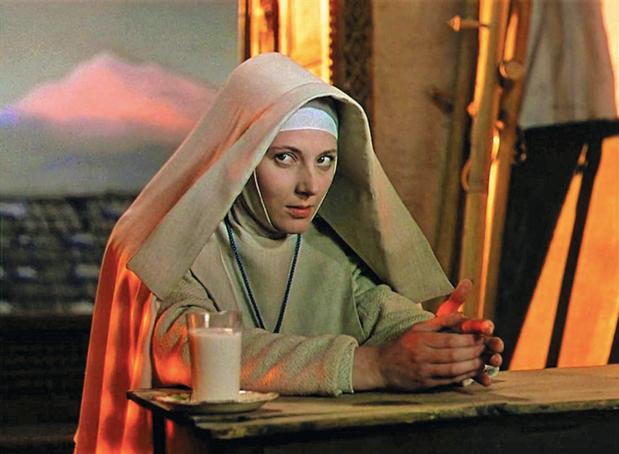 'Benedetta' achterna: vijf onzedige kloosterfilms