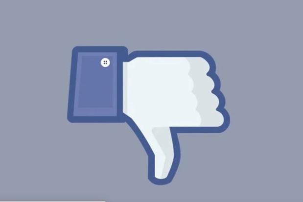 """Facebook indique que ses services sont """"perturbés"""" en Birmanie"""
