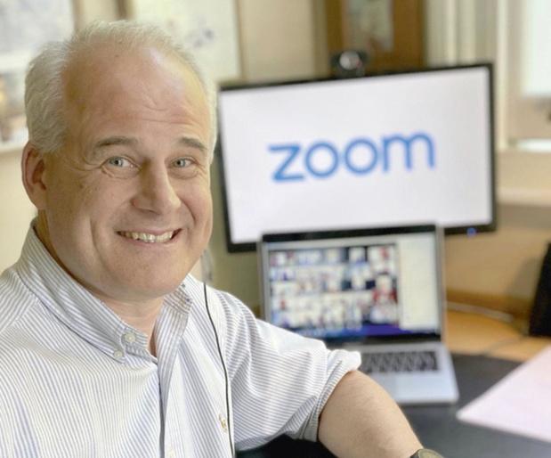 Interview Magnus Falk, CIO bij Zoom: 'Video is onderdeel van de nieuwe realiteit'