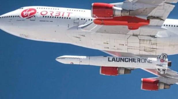Echec du premier lancement d'une fusée par Virgin Orbit aux Etats-Unis