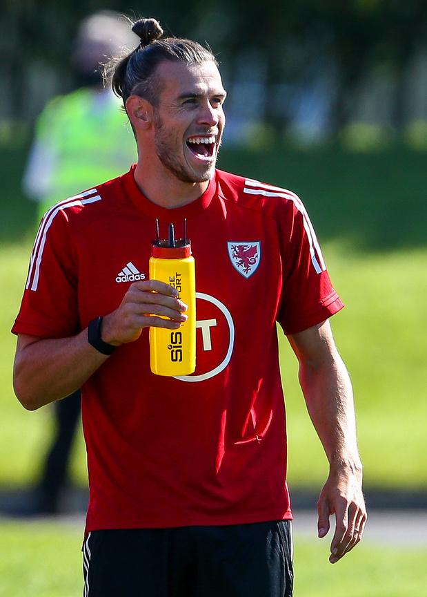 """Gareth Bale pense à un retour en Angleterre: """"Je veux encore jouer au football"""""""