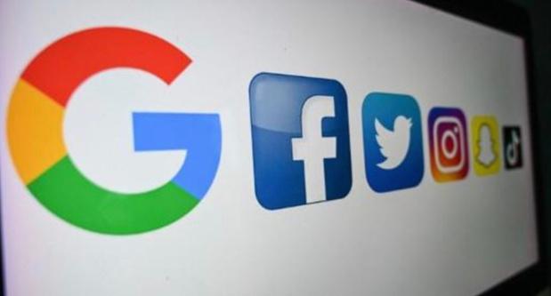 Londres lance un code de conduite visant Google et Facebook