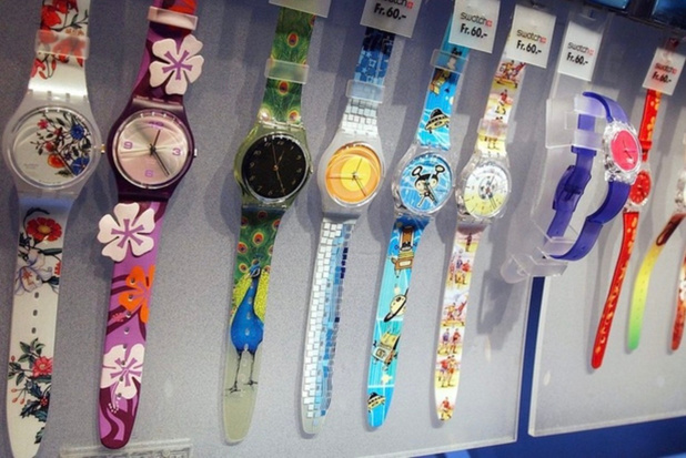 Horlogemaker Swatch getroffen door een cyberaanval