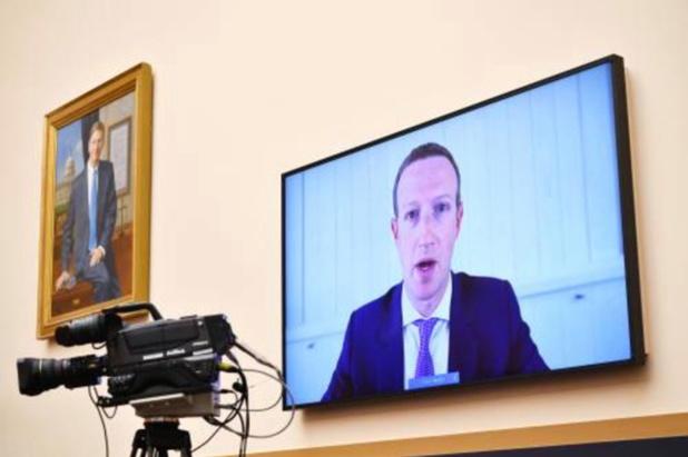 Les directeurs de firmes technologiques appelés à témoigner devant le Congrès