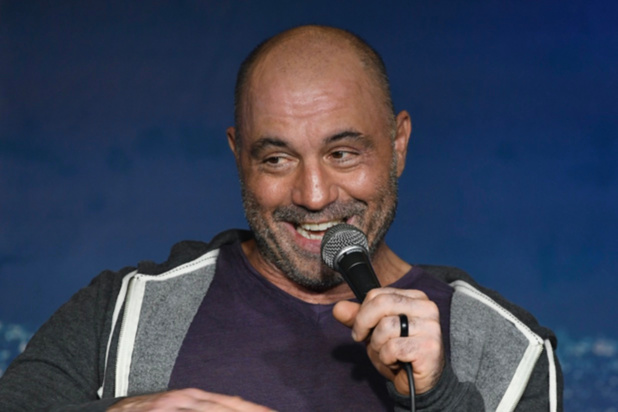 Nouvelle maison pour le podcast de Joe Rogan — Spotify