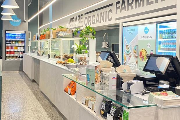 Foodmaker en Delhaize openen nieuw restaurant in Brussel