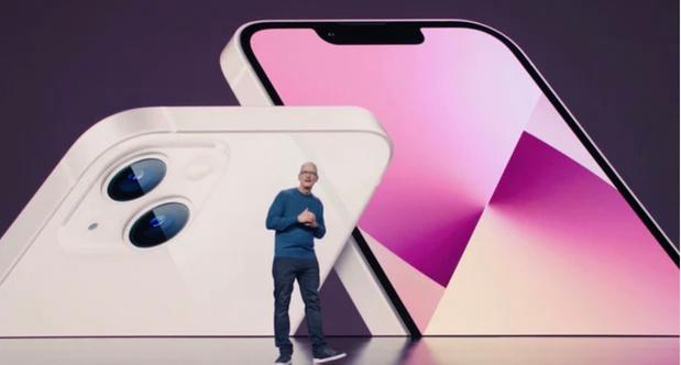 Apple verlaagt productie iPhone door chiptekort