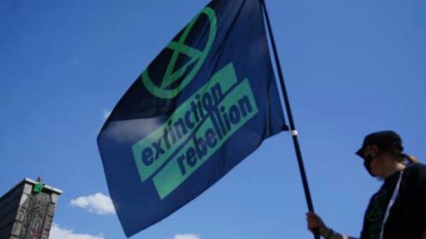 La page Extinction Rebellion Belgium sur Facebook mise hors ligne pour son 'contenu haineux'