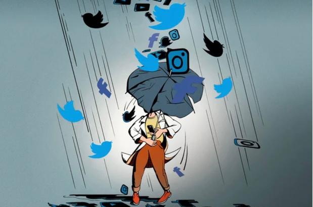 'Quiconque utilise davantage les médias sociaux, est plus vulnérable aux fausses nouvelles'
