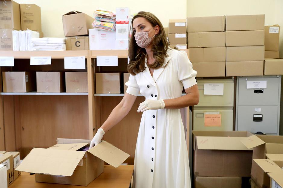 Kate Middleton a fêté ses 39 ans: retour sur son style impeccable (en images)