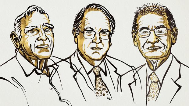 Nobelprijs voor uitvinders lithium-ion-accu