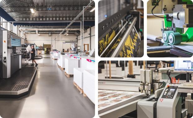 TMB Image Center modernise son parc machines