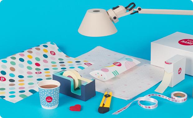 Grand déballage avec Print.com