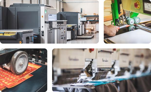 Eigen productie Print.com zorgt voor constante kwaliteit