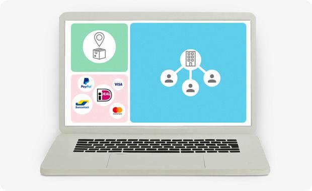 Samenwerken in de webapp van Print.com