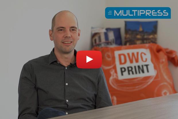 Pourquoi MultiPress est le puissant moteur d'une entreprise d'impression 100% en ligne. Une histoire à succès néerlandaise....