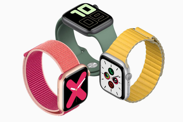 Apple vend plus de montres que toute l'industrie horlogère suisse