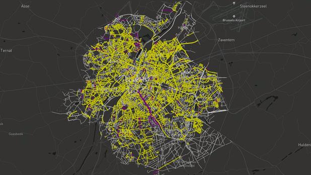 A peine 6% des rues bruxelloises portent le nom d'une femme
