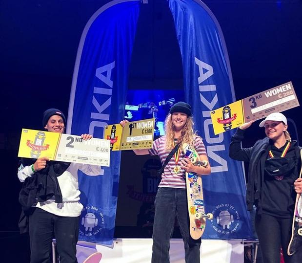 West-Vlamingen zijn Belgisch kampioen skateboarden