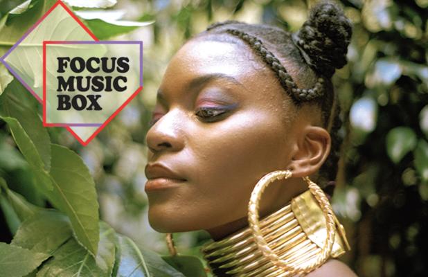 Ook soulzangeres Roxy Rose naar Focus Music Box