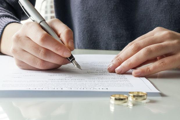 La plupart des contrats de mariage sont conclus pendant le mariage