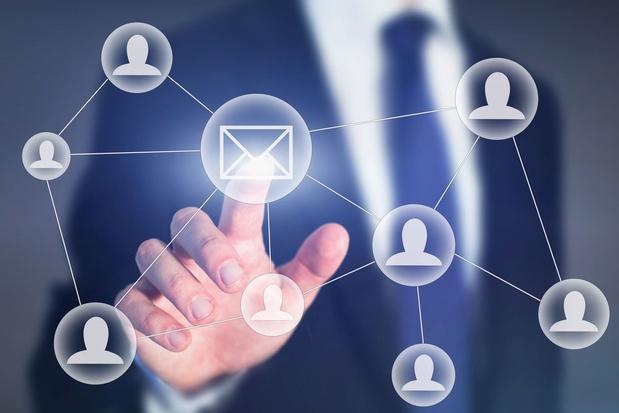 Sanctionné pour avoir utilisé abusivement des adresses mail