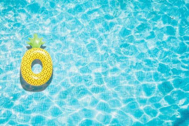 Les constructeurs de piscines ne connaissent pas la crise