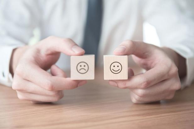 Plus de 70% des personnes ressentent beaucoup de plaisir au quotidien