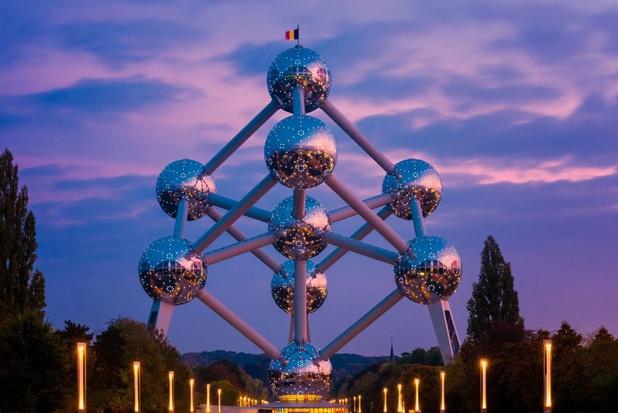 Le restaurant de l'Atomium est à vendre