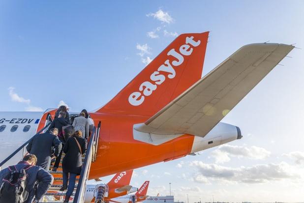 EasyJet creuse sa perte après impôts au premier semestre