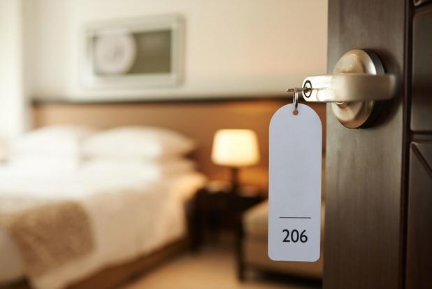 Séjourner une nuit à l'hôtel avec sa bulle de contact