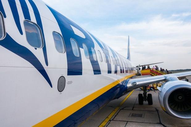 """""""Un quart des aéroports Ryanair sont subsidiés"""""""