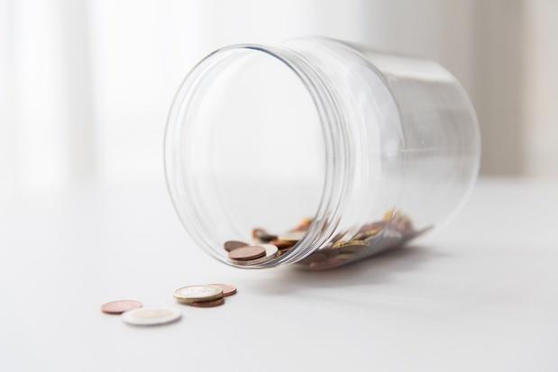 Un Belge sur deux n'a pas trois mois d'épargne
