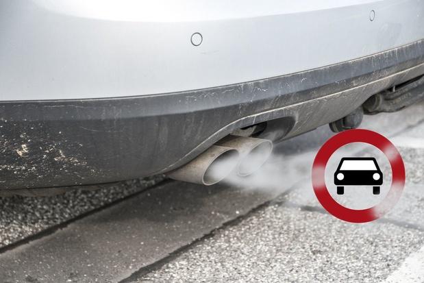 Les voitures les plus polluantes passeront à la caisse dans les trois régions