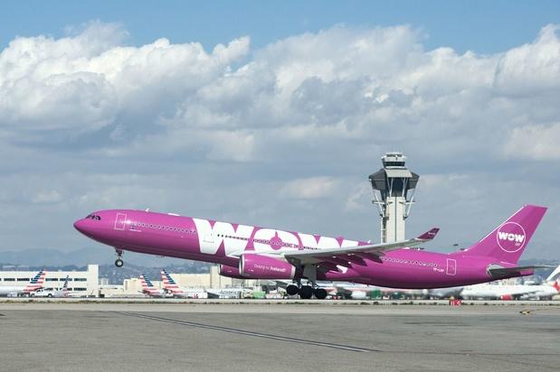 Wow Air ou l'utopie des vols Bruxelles-New York à 150 euros