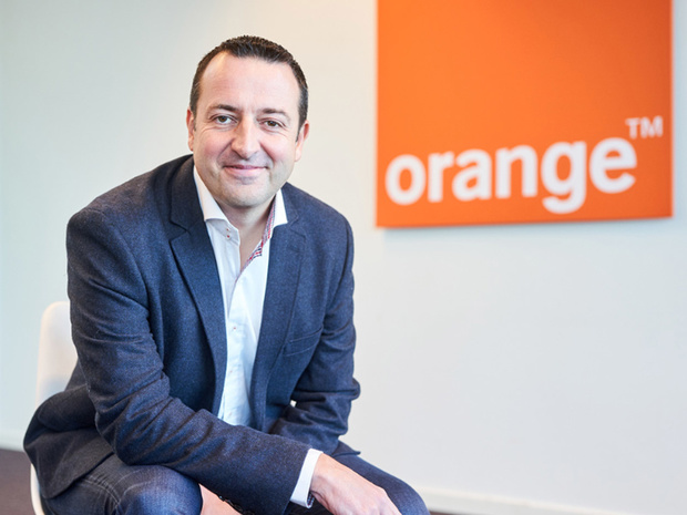 Christophe Dujardin dirigera le département à la consommation d'Orange
