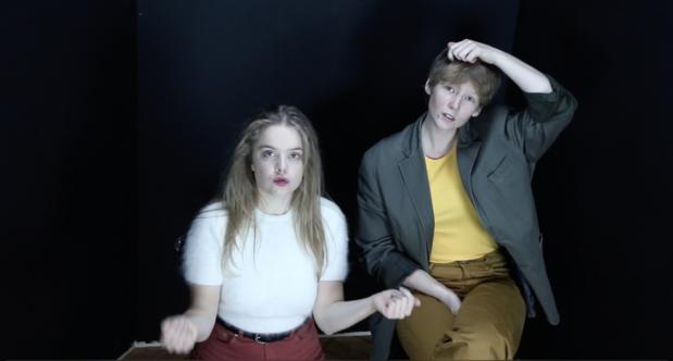 Pluspunten voor theatergroep WANG: zo sprak je onze taal nog nooit