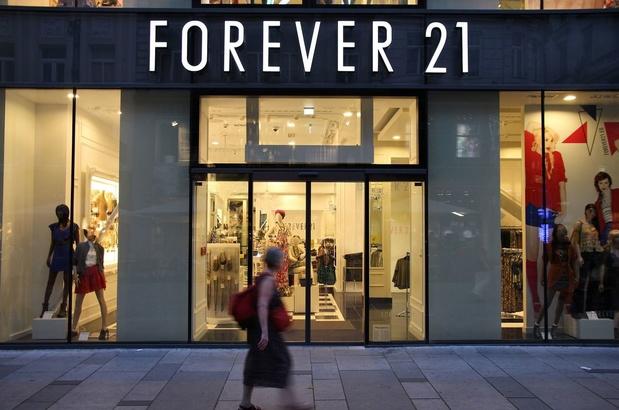 La chaîne américaine Forever 21 se déclare en faillite